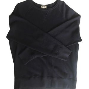 Acne studios college crew neck